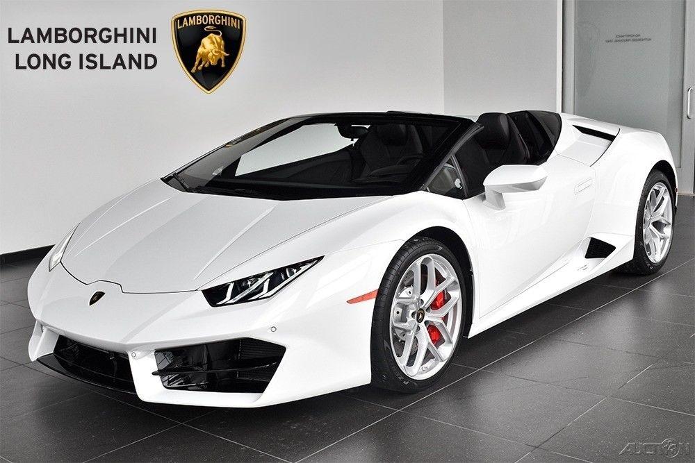 Amazing Lamborghini Huracan Rwd Sypder 2018 Lamborghini Huracan