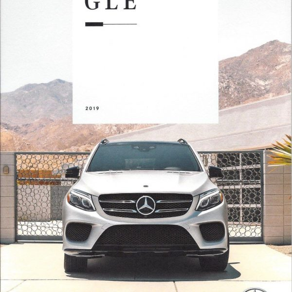 Benz 2019 GLE CLASS SUV & AMG Coupe/SUV