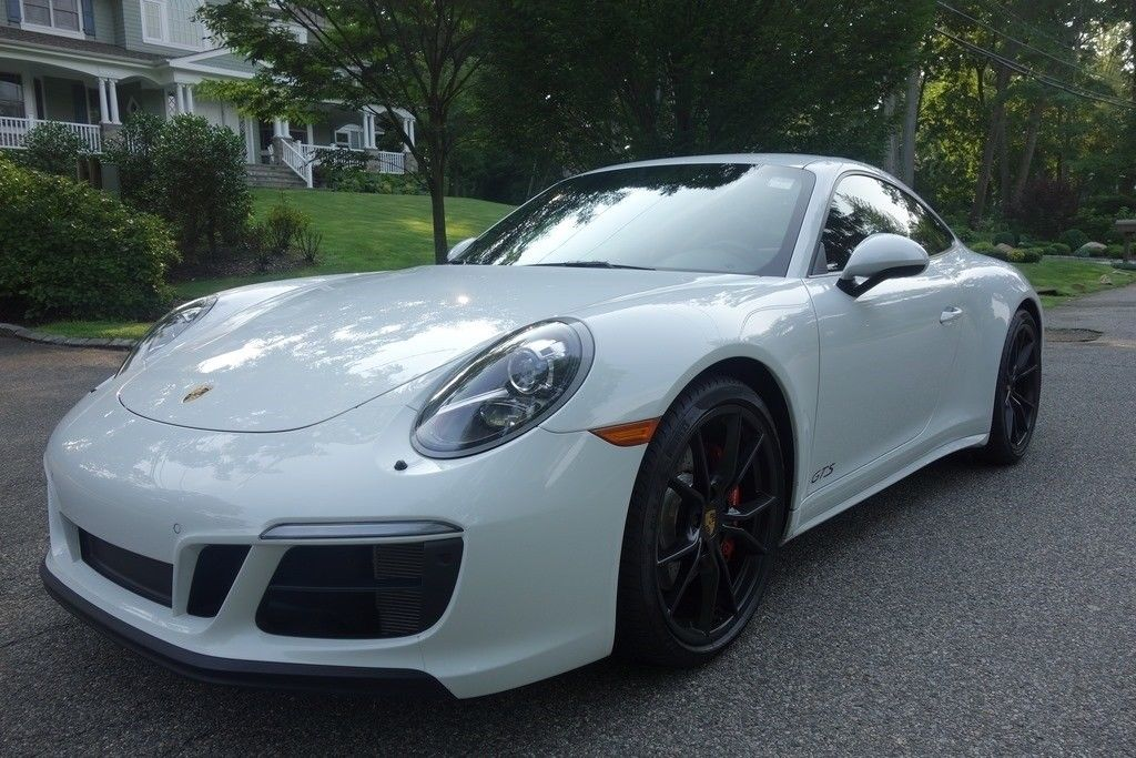 Great Porsche 911 Carrera 4 Gts 2017 Used Turbo 3l H6 24v Manual Awd Coupe Premium 2018 2019