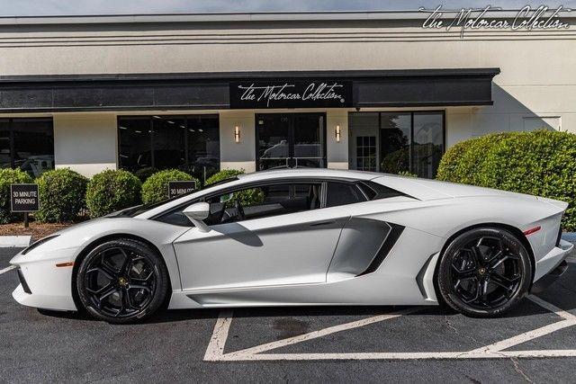 Kia Soul Gas Mileage >> Lamborghini Aventador 2012 Lamborghini LP 700-4 2018-2019 ...