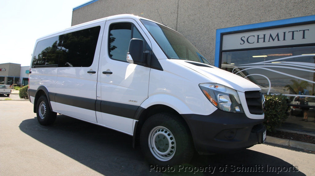 7a9f36645c Amazing Mercedes-Benz Sprinter Passenger Vans Bluetech one owner ...