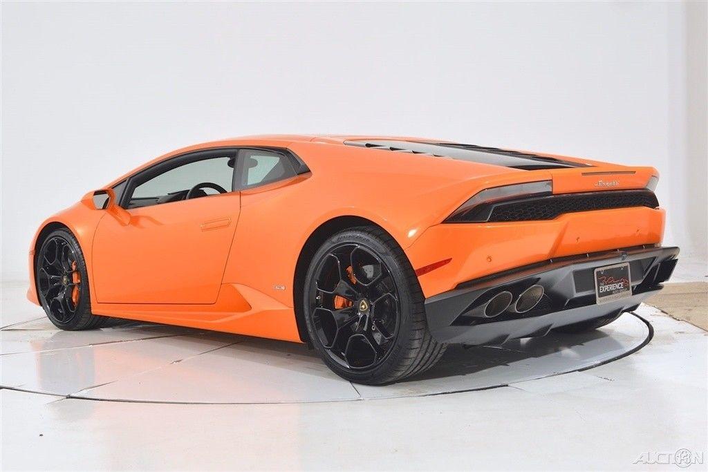 Awesome Lamborghini Huracan LP610-4 2016 LP610-4 Used 5.2L ...