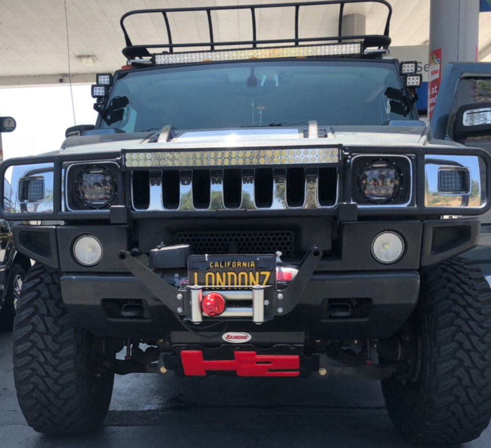 Used 2005 Hummer H2 2005 Hummer H2 SUT Lifted 2005 Hummer