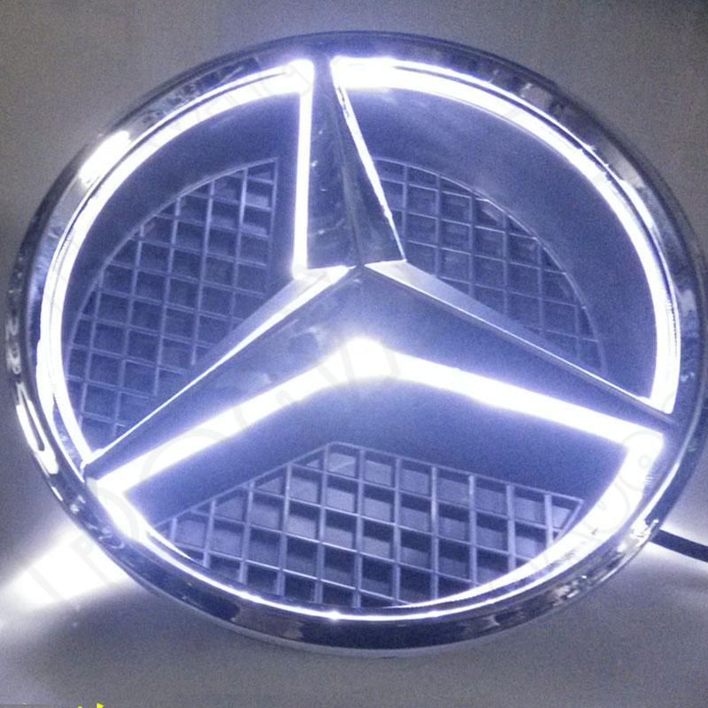Front Grille Star Emblem Logo For Mercedes Benz 2006-2013