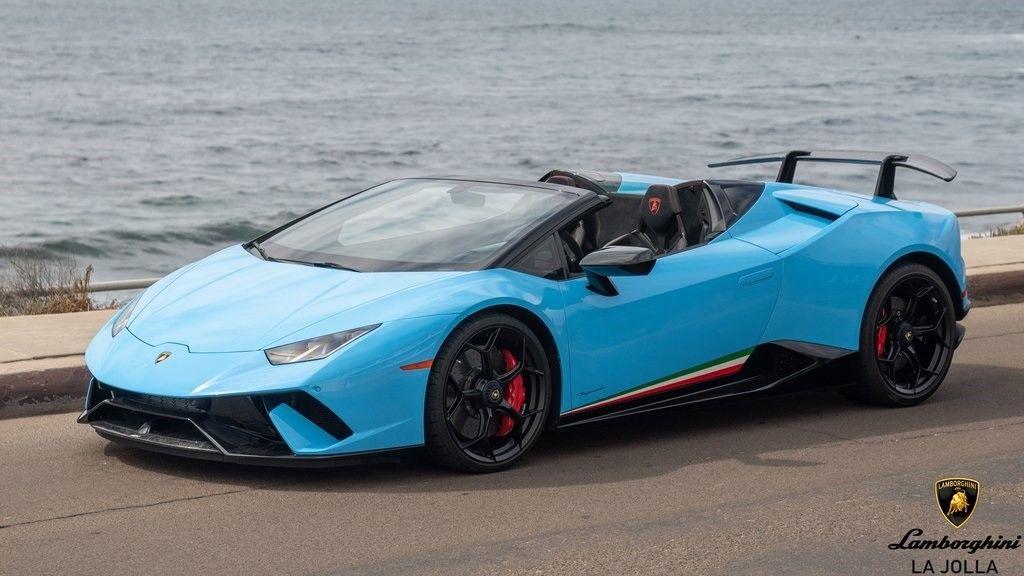 Huracan Performante 2018 Lamborghini Huracan Performante 2017 2018 –  24CarShop.com