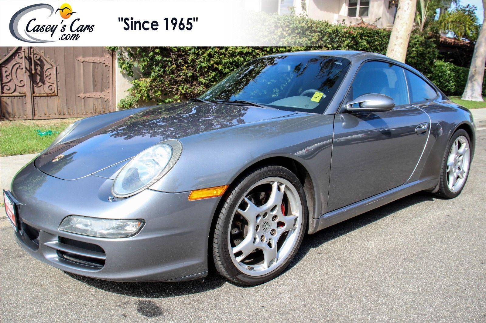 Awesome 2005 Porsche 911 Carrera S Coupe 2005 Porsche 911 Carrera S