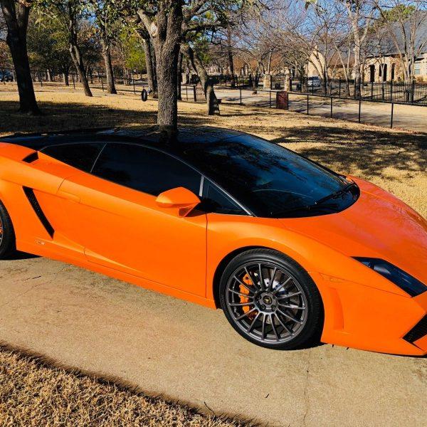 2011 Lamborghini Gallardo Exterior: Great 2011 Lamborghini Gallardo Coupe Bi-Colore Limited