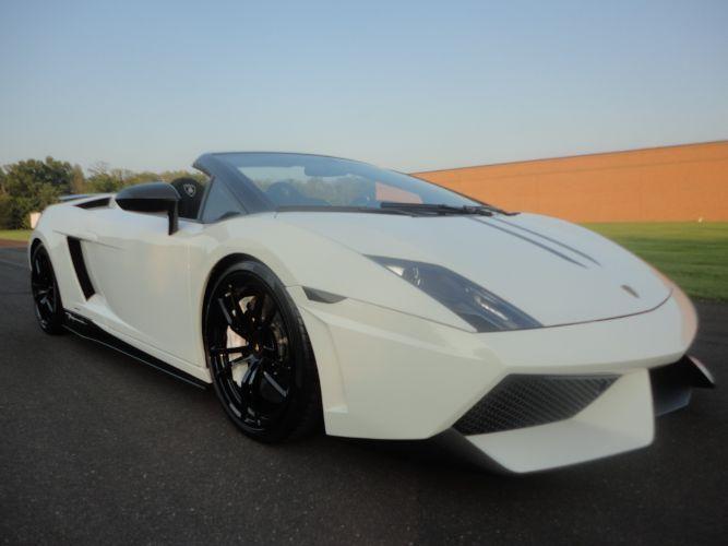 Amazing 2011 Lamborghini Gallardo Spyder Performante 2011