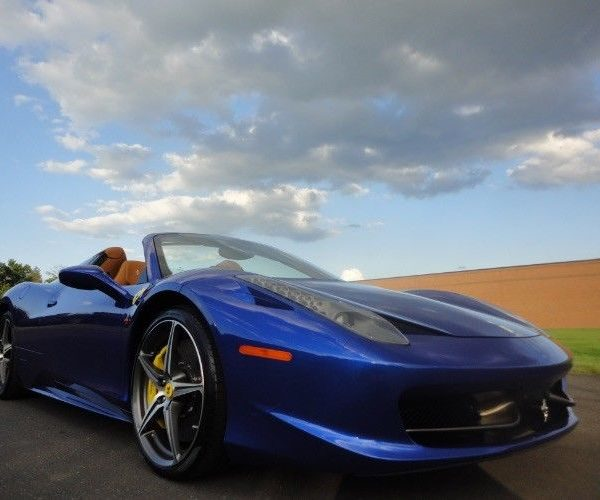 2014 Ferrari 458 Speciale Transmission: Amazing 2014 Ferrari 458 FERRARI 458 ITALIA 2014 FERRARI