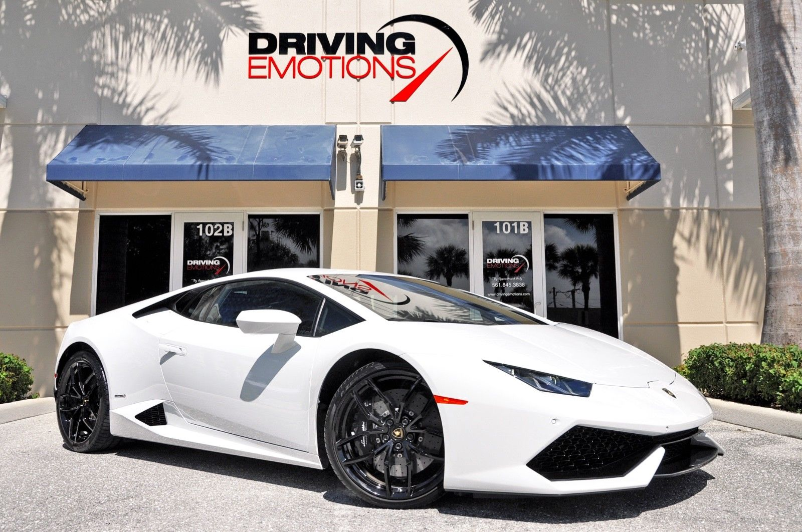 awesome 2016 lamborghini huracan lp610-4 coupe $285k msrp! 2016