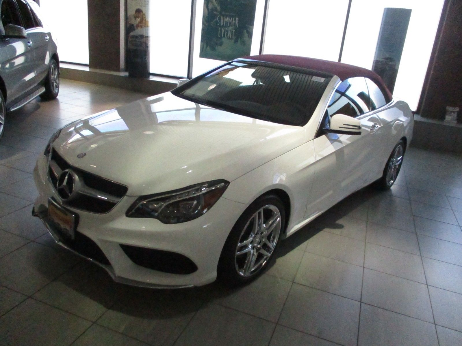 Great 2016 Mercedes Benz E Cl E400 Cabriolet 8914 Miles Certified Pre Owned Warranty 2018 2019