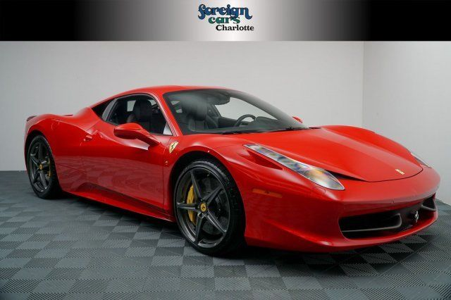 Great Ferrari 458 Italia 2dr Convertible 2013 Ferrari 458 Spyder For