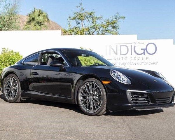 Desert European Motorcars >> Awesome 911 Carrera 2018 Porsche 911 Carrera Automatic 5525