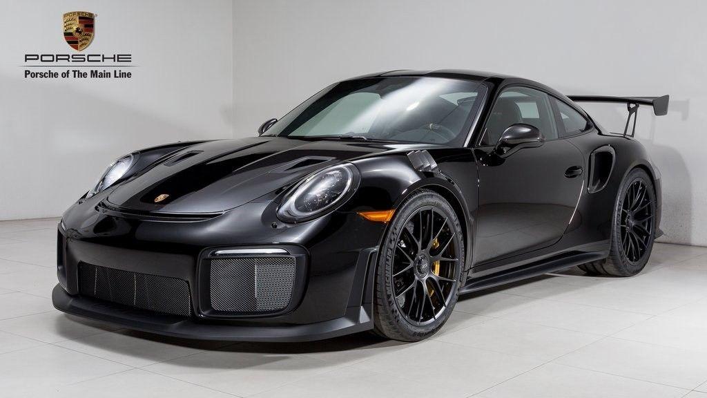 2016 Hyundai Elantra Value Edition >> Used 911 GT2 RS 2018 Porsche 911 GT2 RS 212 Miles Black 2D ...
