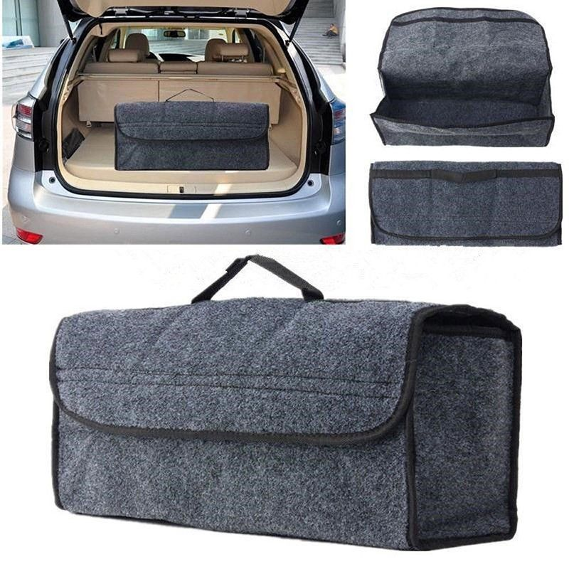 Suv Cargo Organizer >> Awesome Car Trunk Suv Cargo Organizer Foldable Collapsible Multipurpose Storage Box Bag 2017 2018