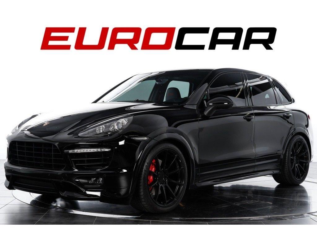 Cayenne Gts 2014 Porsche Cayenne Gts Techart Body Kit Gt Interior Package 2017 2018 24carshop Com
