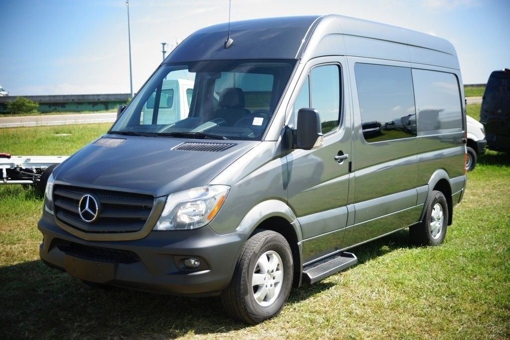 Awesome Mercedes Benz Sprinter 2500 Crew Van 144 In Wb Normal Roof 2016 Inch Wheelbase High 2017 2018