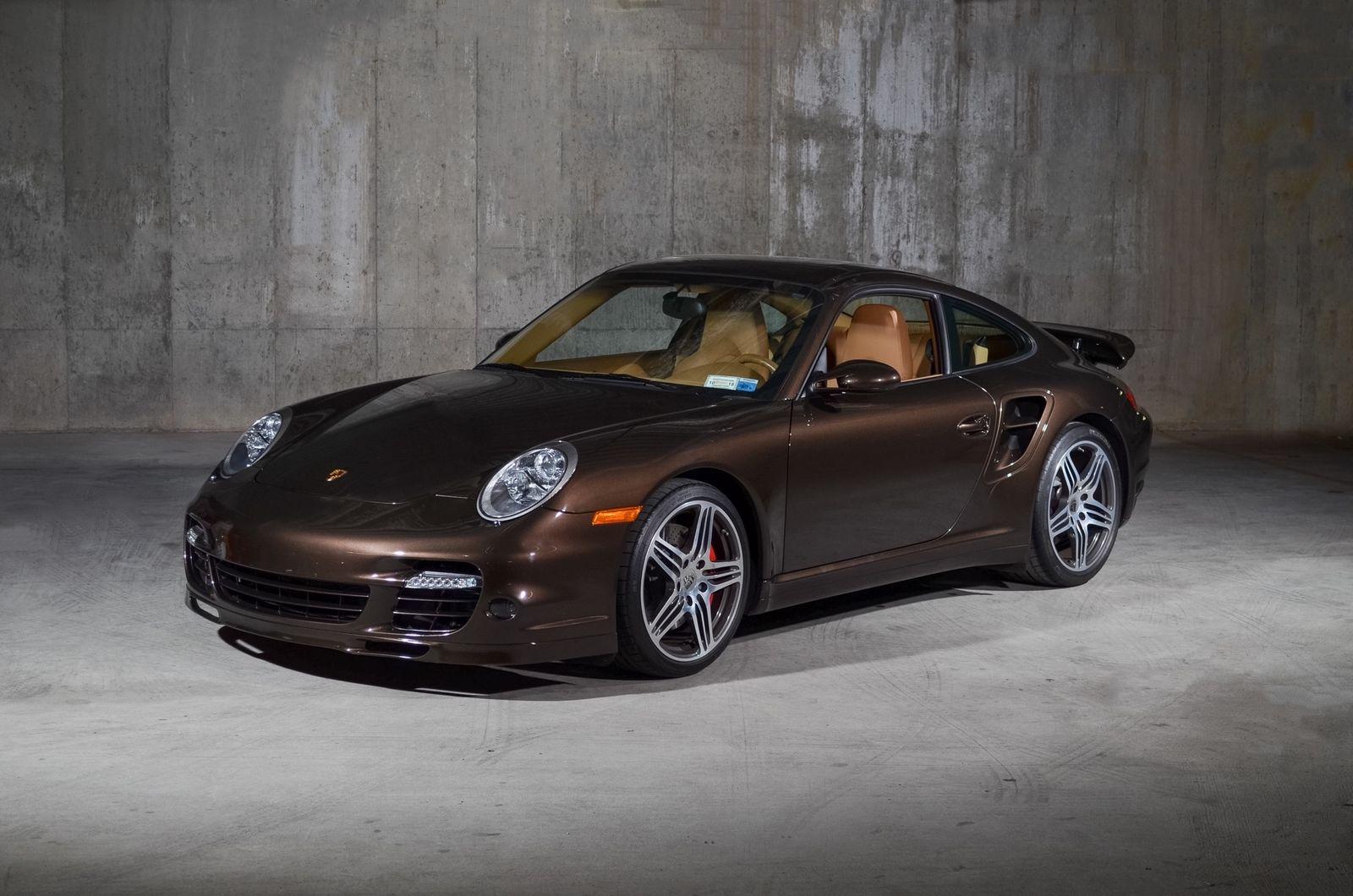 Great 911 Turbo 2008 Porsche 911 Turbo 13205 Miles