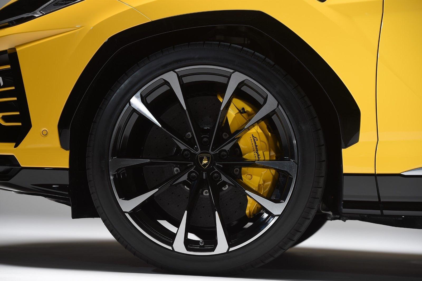 Awesome 23 Lamborghini Urus Factory Oem Wheels Rims Optional