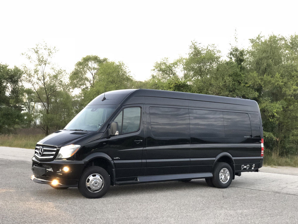 Amazing 2019 Mercedes-Benz Sprinter Daycruiser 4×4 2020 4 ...