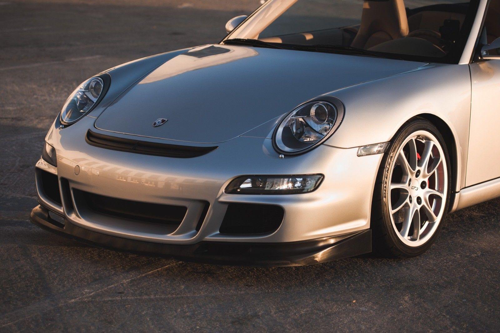 Awesome 2005 Porsche 911 S 2005 Porsche 911 Carrera S Cabriolet Gt3