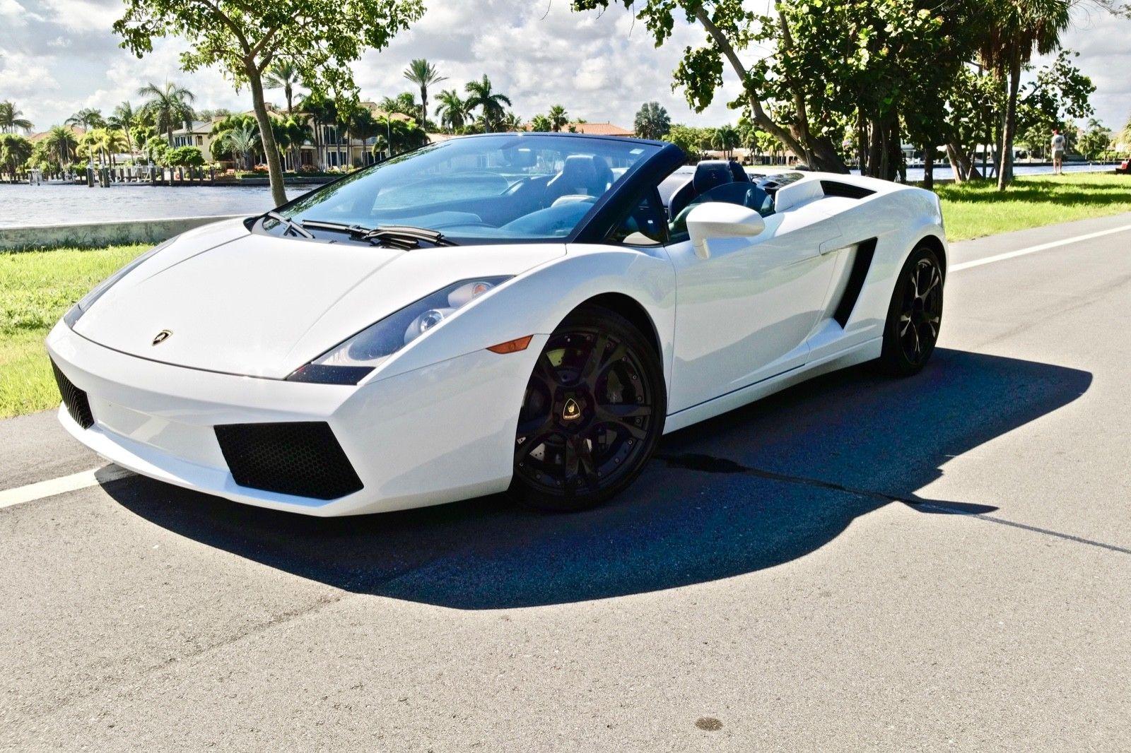 Amazing 2008 Lamborghini Gallardo Spyder 2008 Lamborghini Gallardo