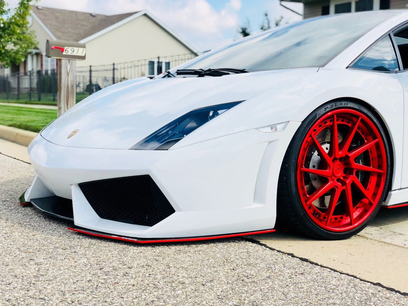 Amazing 2009 Lamborghini Gallardo Lp560 Rare 1 0f 1 Build 1 000 Hp