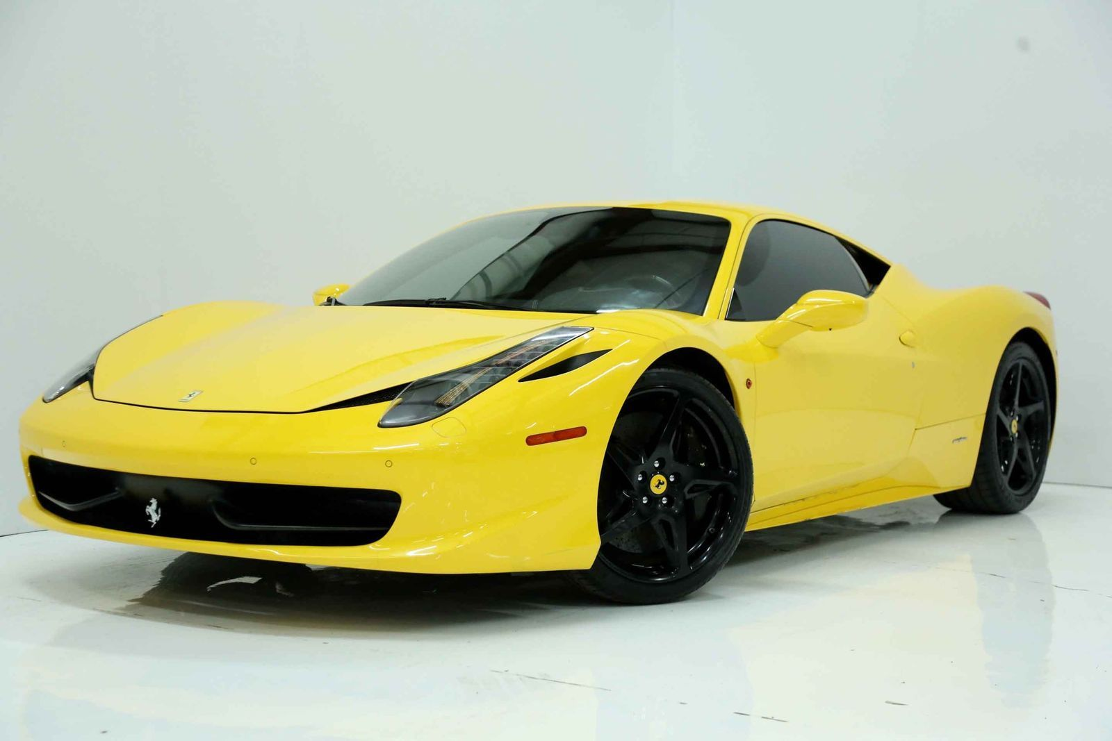 Used Ferrari 458 Italia Car For Sale In Seattle Official Ferrari Used Car Search