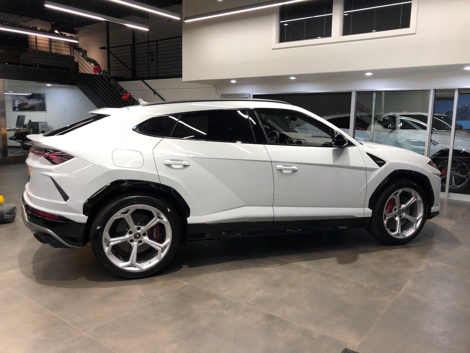 Amazing 2019 Lamborghini Urus Suv 2019 Lamborghini Urus 56