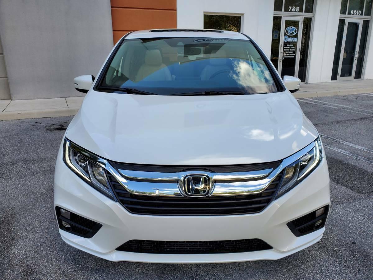 Used 2020 Honda Odyssey EX-L w/Navigation Minivan 2019 ...
