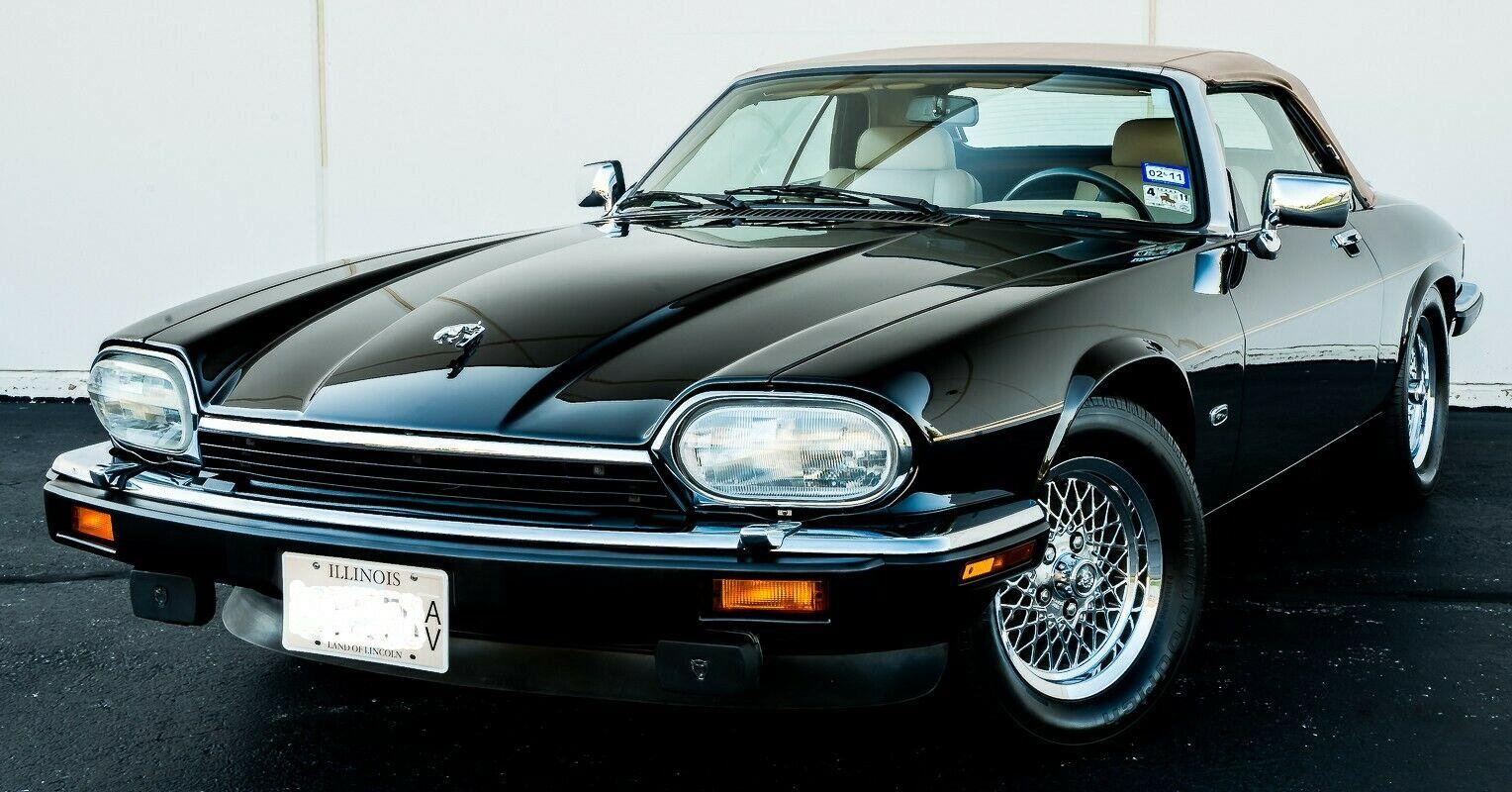 Used 1992 Jaguar Xjs New Oem Top 1992 Jaguar Xjs V12